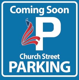 Church Street Parking Logo